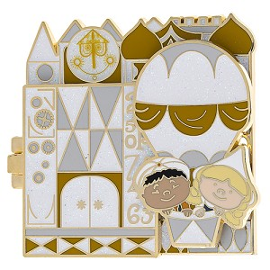 Disney Doorways to Disney Pin - #6 it's a small world
