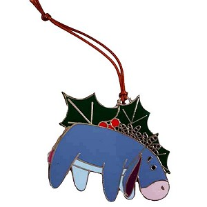Disney Mystery Pin - Woodland Ornaments - Eeyore