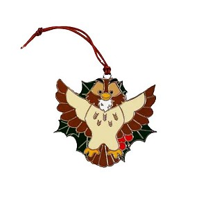 Disney Mystery Pin - Woodland Ornaments - Owl