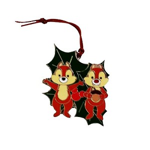 Disney Mystery Pin - Woodland Ornaments - Chip N Dale