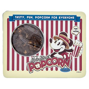 Disney Candy - Main Street Popcorn - Milk Chocolate Caramel Bark