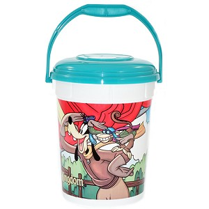 Disney Popcorn Bucket - Magic Kingdom - Teal