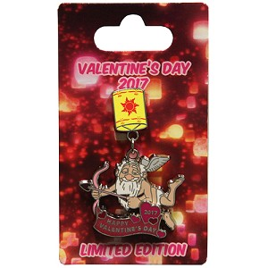 Disney Valentine's Day Pin - 2017 Shorty from Tangled