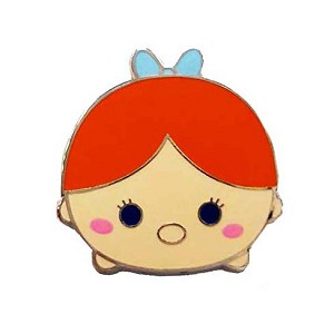 Disney Mystery Pin - Tsum Tsum - Series 3 - Wendy