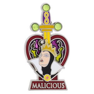 Disney Essence Of Evil Pin - #03 Evil Queen Malicious