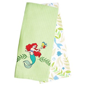 Your WDW Store - Disney Kitchen Towel Set - The Little Mermaid ...