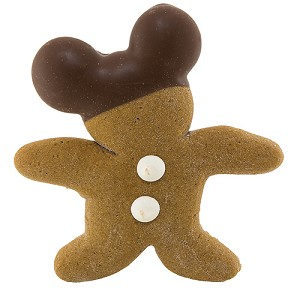 Disney Bakery Cookie - Gingerbread Mickey Mouse
