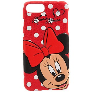 Disney iPhone Case - Minnie Mouse Leather iPhone 7/6 Plus