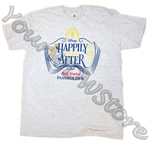 Your wdw store disney adult shirt happily ever after for Disney happily ever after shirt