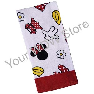 Your WDW Store - Disney Kitchen Towel - Best of Minnie Mouse ...