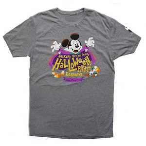 Your WDW Store - Disney ADULT Shirt - 2017 Mickey's Not So Scary ...