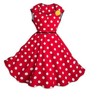 Your WDW Store - Disney Women\'s Dress - The Dress Shop - Minnie ...
