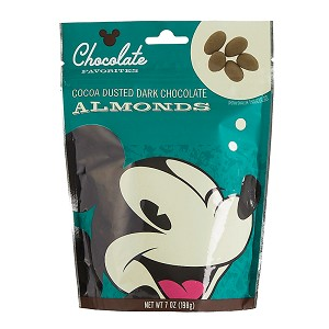 Disney Chocolatears - Dark Chocolate Almonds