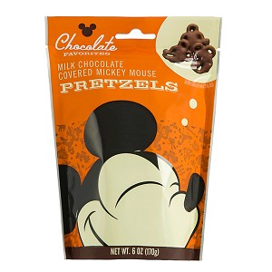 Disney Chocolatears - Milk Chocolate Pretzels - Bag