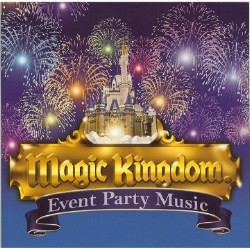 Disney CD - Magic Kingdom Event Party Music - Hallowishes