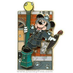 Disney Movie Moments Pin - Singin' in the Rain