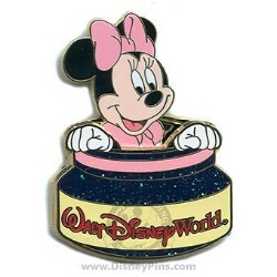 Disney Minnie Pin - Inkwell