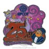 Disney Journey Into Imagination Pin - 25th Anniversary