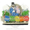 Disney 3D Series Pin - Journey Into Imagination