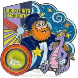 Disney Piece of Disney History III Pin - Journey Into Imagination