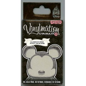 Disney Mystery Pin Box - Vinylmation Urban #3