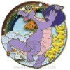 Disney White Glove Pin - Figment