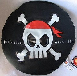 Disney Pillow - Pirates of the Caribbean