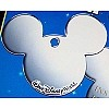 Disney Engraved ID Tag - Mickey Mouse - Plain
