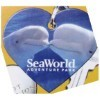 Sea World Engraved ID Tag - Beluga Whales