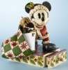 Disney Traditions Jim Shore Big Figure - Bundle Of Holiday Cheer
