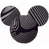 Disney Antenna Topper - Animal Kingdom - Zebra Stripe