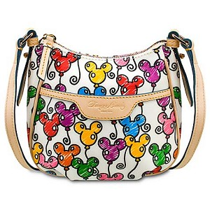 Disney Dooney & Bourke Bag - Balloon Mickey Mouse - Mini Crossbody