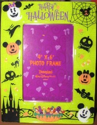 Disney Picture Frame - 4 x 6 - Mickey Halloween