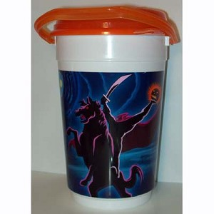 Disney Halloween Popcorn Bucket - Mickeys Not So Scary Party