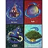 Disney Photo Album Set - 200 Pics - Four Parks One World