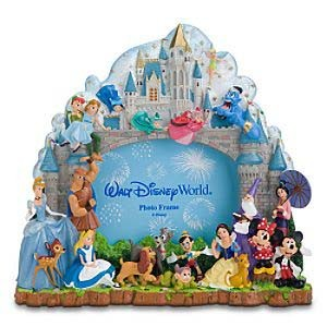 Your Wdw Store Disney Picture Frame Magic Kingdom
