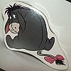 Disney Magic Towel -  Winnie the Pooh  - Eeyore