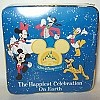 Disney Magic Towel -  The Happiest Celebration on Earth - Mickey