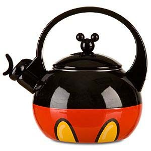 Your Wdw Store Disney Tea Kettle Mickey Mouse Best