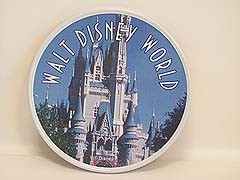 Disney - Cinderella Castle Drink Coaster