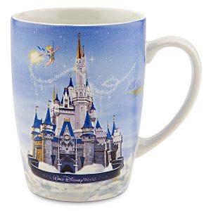 Disney Coffee Cup Mug - Cinderella Castle