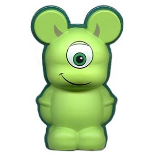 Disney Vinylmation Pin - 3D - Mike Wazowski