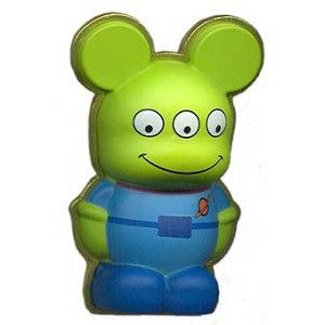 Disney Vinylmation Pin - 3D - Little Green Man