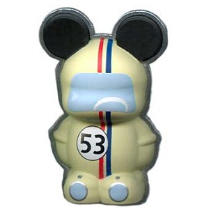 Disney Vinylmation Pin - 3D - Herbie