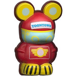 Disney Vinylmation Pin - 3D - Jolly Trolley