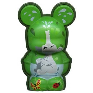Disney Vinylmation Pin - 3D - Jungle Cruise Elephant