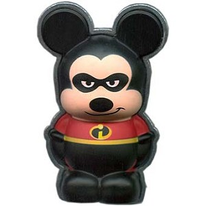 Disney Vinylmation Pin - 3D - Disney-Pixar's The Incredibles