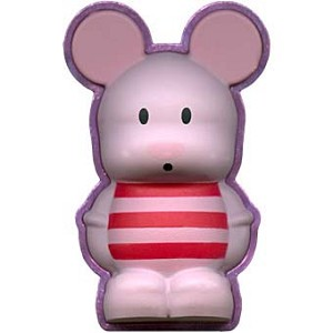Disney Vinylmation Pin - 3D - Piglet