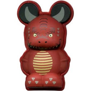 Disney Vinylmation Pin - 3D - Carnotaurus