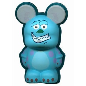 Disney Vinylmation Pin - 3D - Sulley